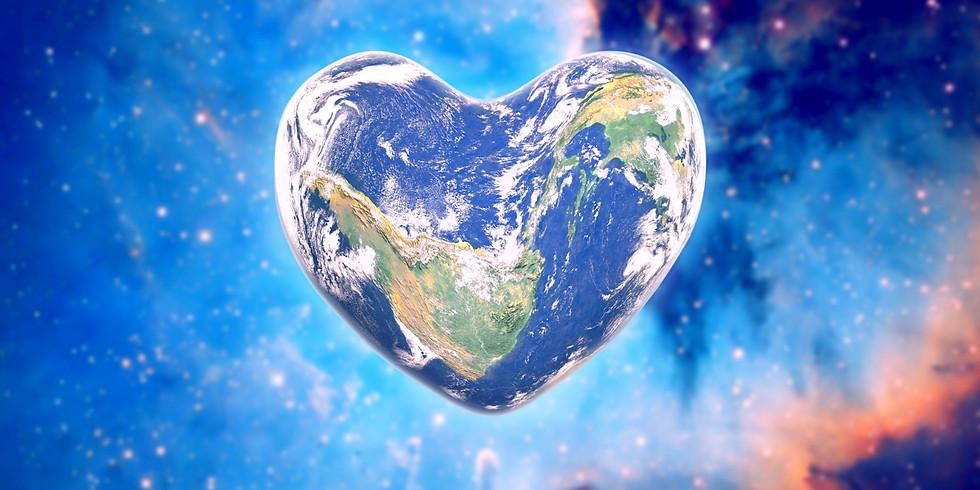 Universal Love Shabbat ❤️