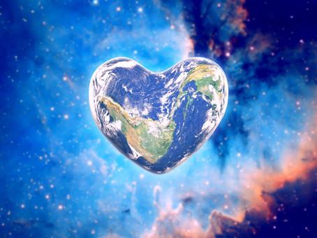 Universal Love and Valentine's Day