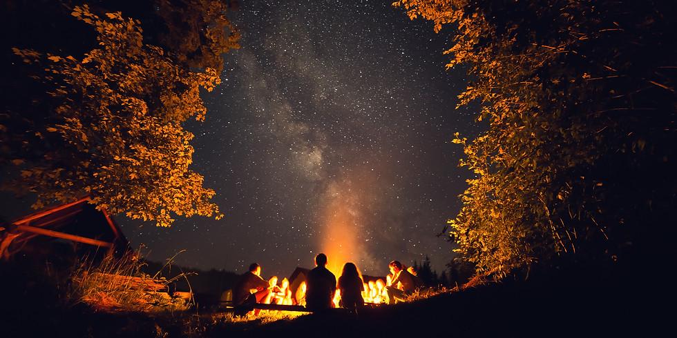Campfire Shabbat Service - 3rd Friday