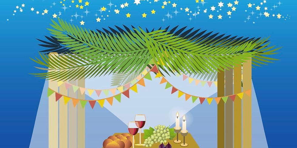 Sukkot Havdalah Cafe: The Broth