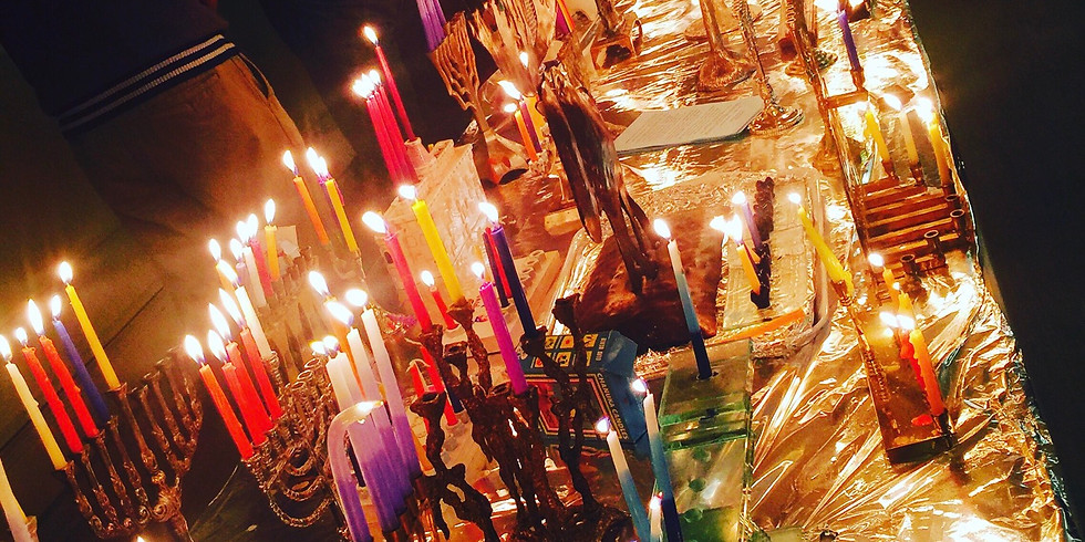 Kirkland Community Hanukkah Celebration