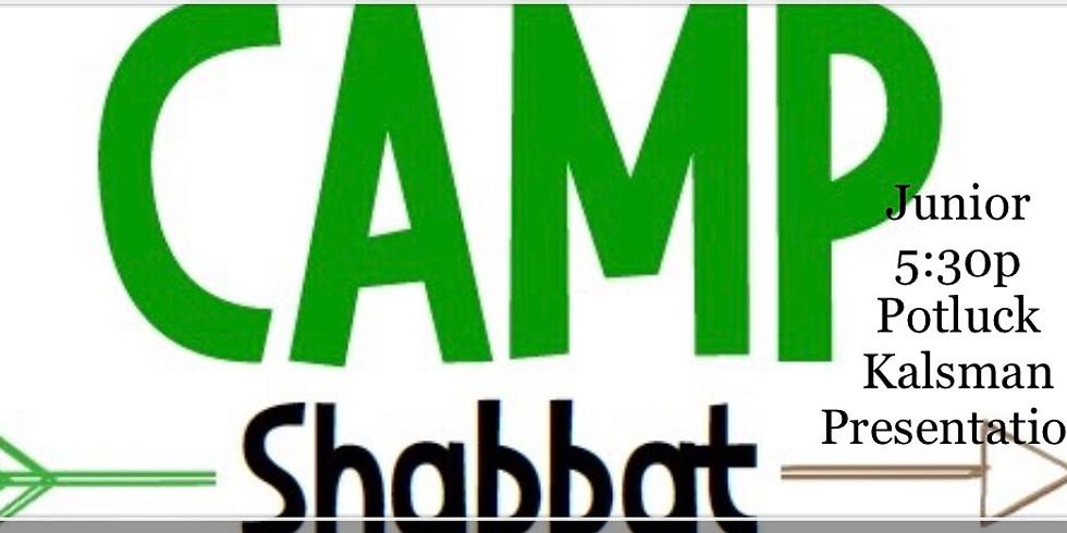 Camp Shabbat