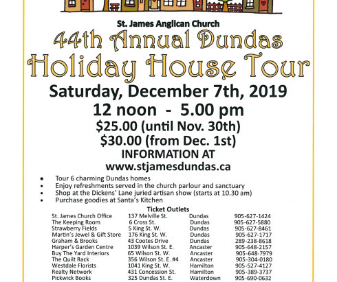 2019 Holiday House Tour