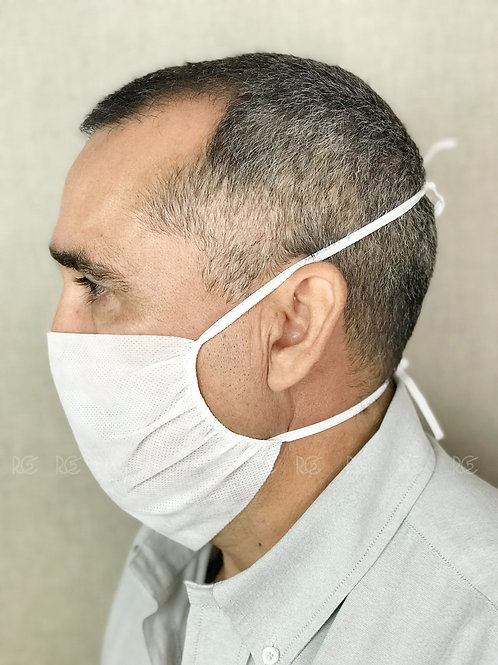 Máscara de Proteção TNT / Branca
