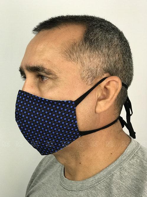Máscara de proteção / Tecido - 10 unidades