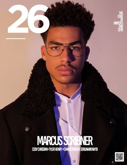 Marcus In The Making! Rising Star: Actor Marcus Scribner