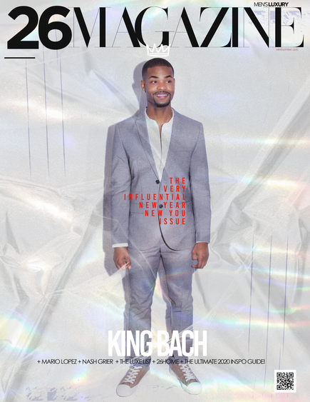 ITS GOOD TO BE ANDREW 'KING BACH' BACHELOR!