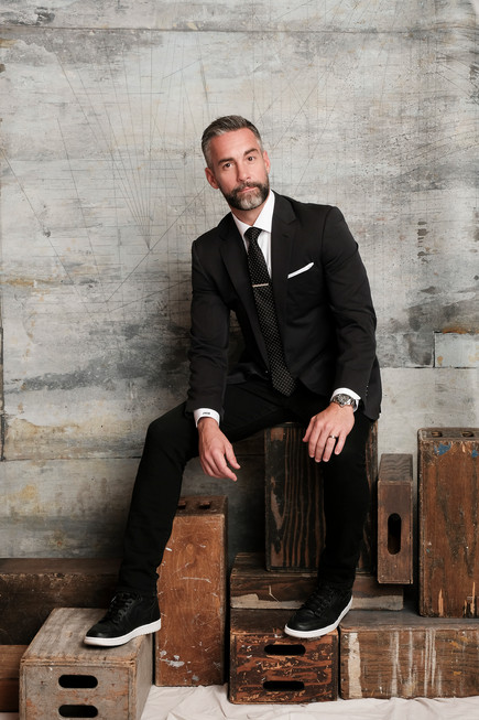 CATCHING UP WITH ACTOR JAY HARRINGTON!