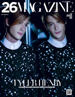 Tyler Henry 26 Magazine