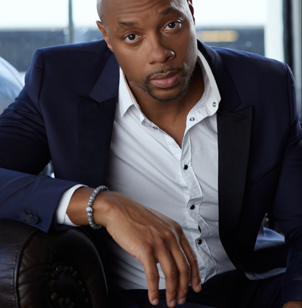 Actor Dorian Missick on: 'For Life', Co-Starring with his wife & His definition of Luxury!