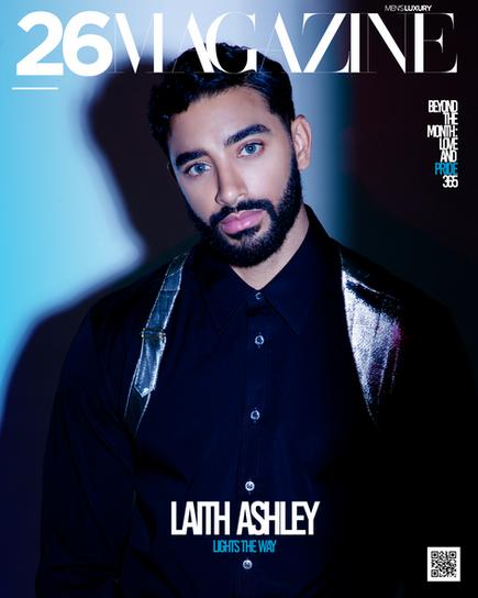 LOVE + PRIDE 365: Laith Ashley Lights the way!