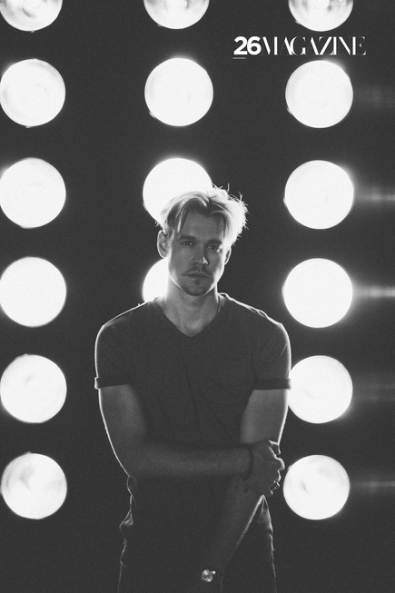 CHORD OVERSTREET'S 'WASTED TIME' GETS HIM 'CARRIED AWAY'...