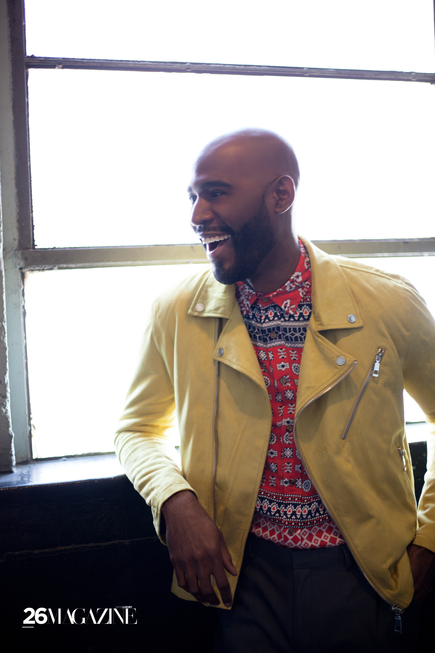 Queer Eye's Karamo Brown: For The Culture!