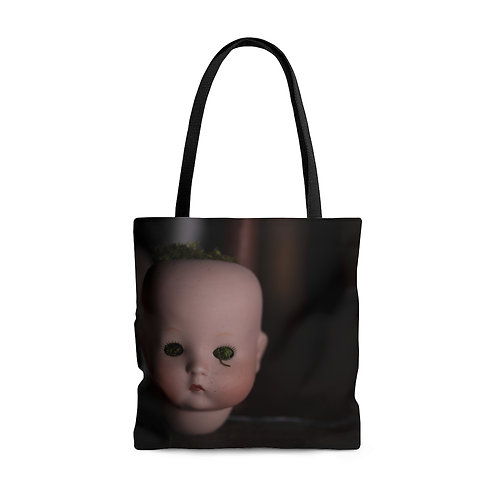 Stoic Overgrowth Tote Bag