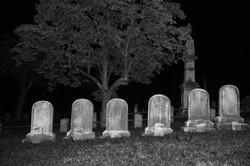 Row of Stones 2 BW