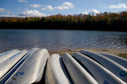 Rowboats by the shore (1)