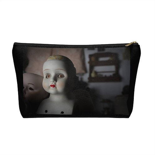 Hairline to Shoulder Accessory Pouch