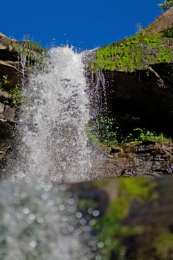Kaaterskill Falls close up 2008 08 19