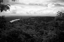 Around 1000 feet up