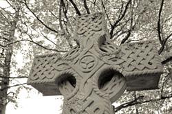 Celtic Cross BW1
