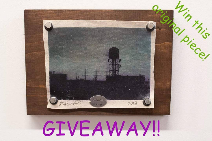 Etsy shop updates and ...... Giveaway Time!