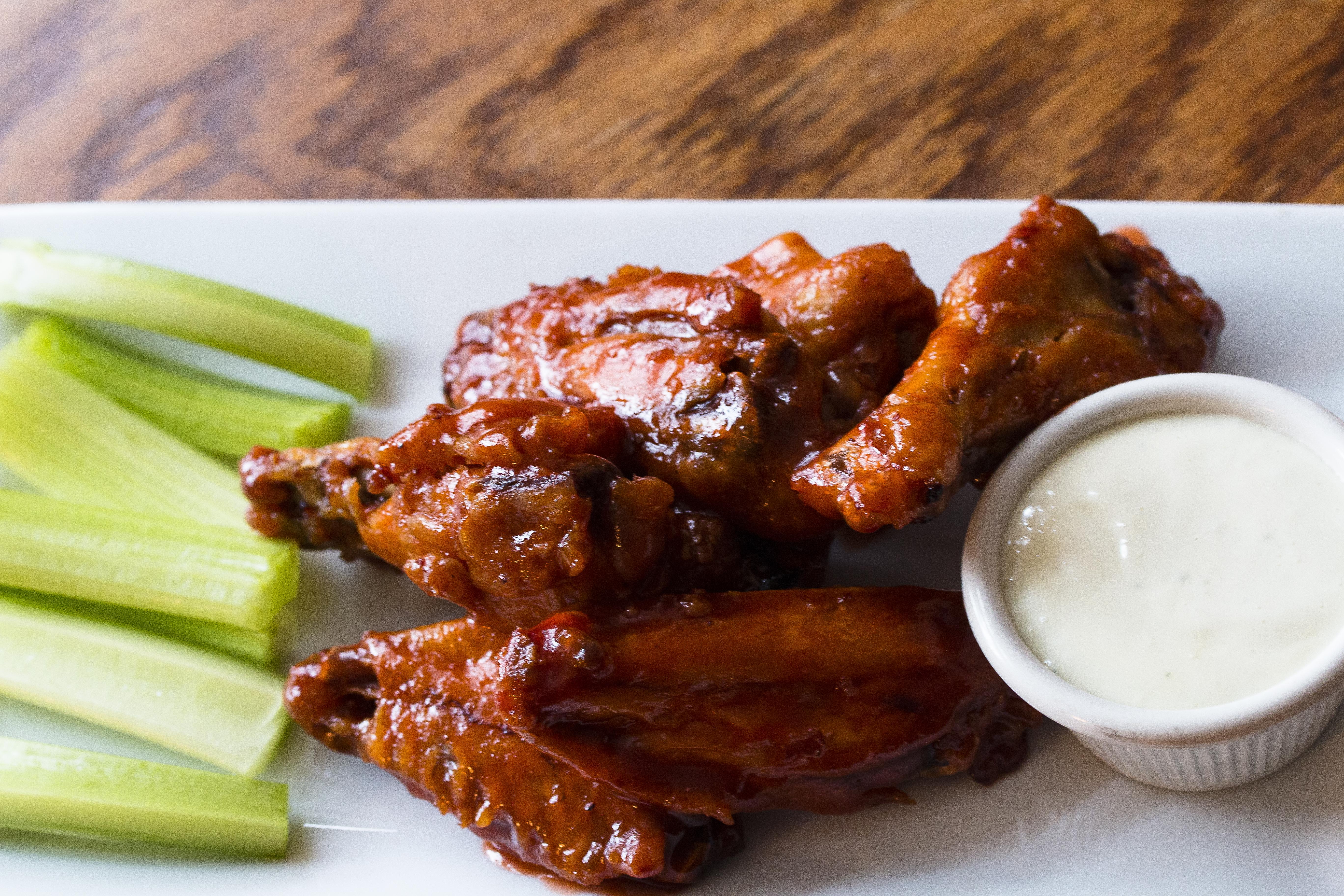 Chicken wings 3