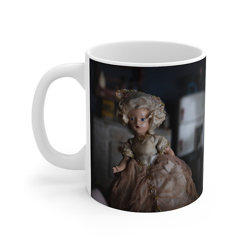 Caught in the Act Ceramic Mug