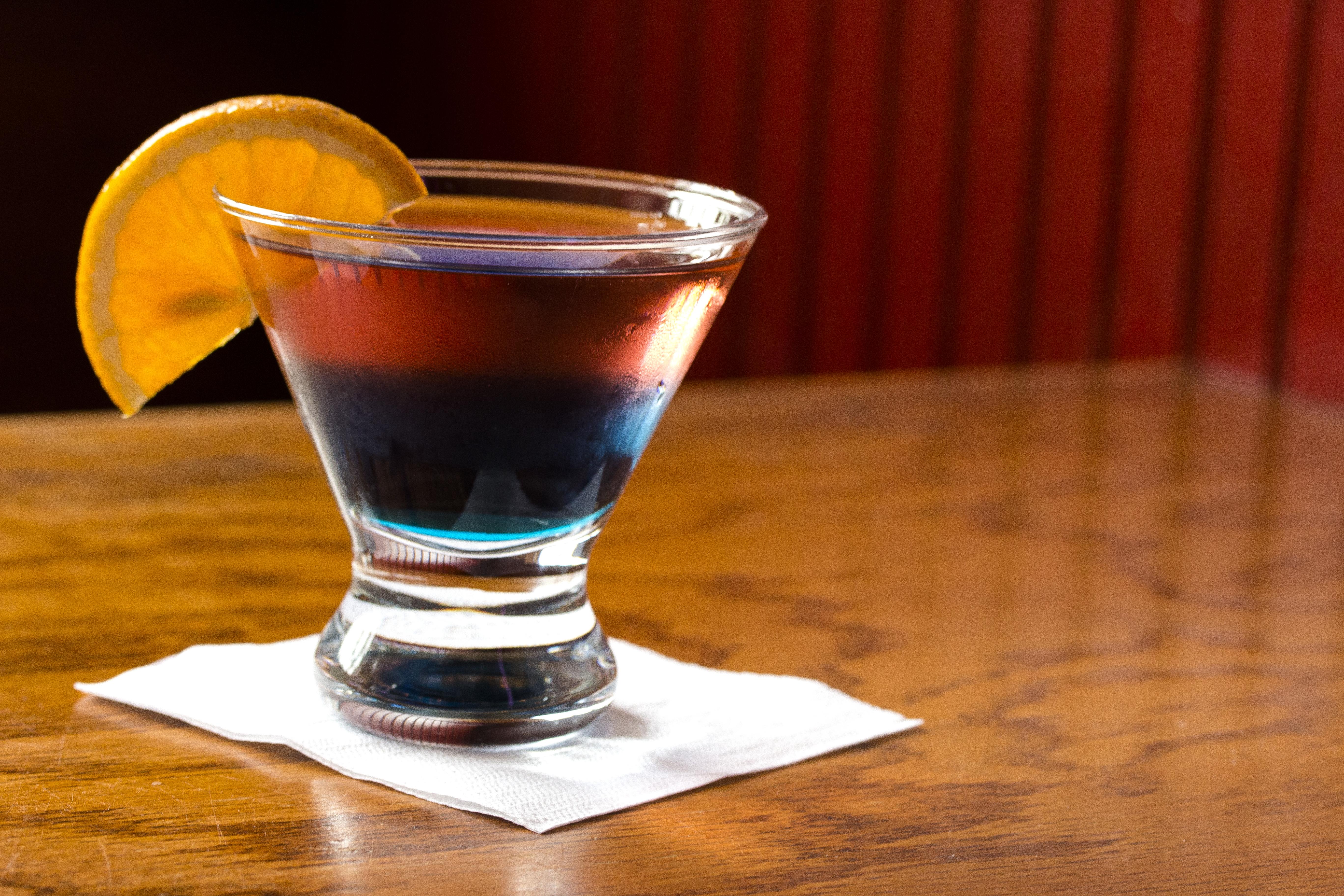 SSplit color martini 2