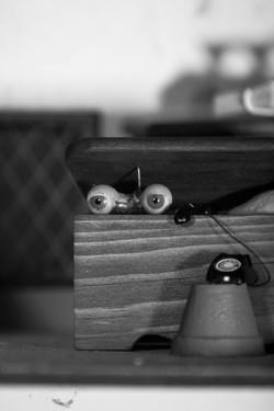 Peeking out 1 5x7