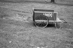 cart bw