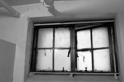 Bathroom Window BW