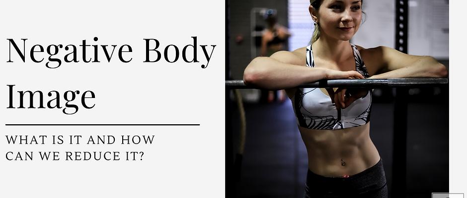 Body Image Webinar Series