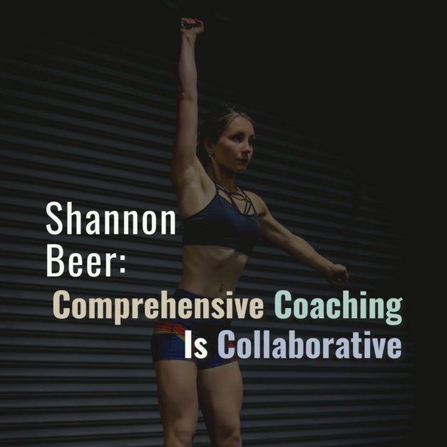 Comprehensive Coaching Is Collaborative