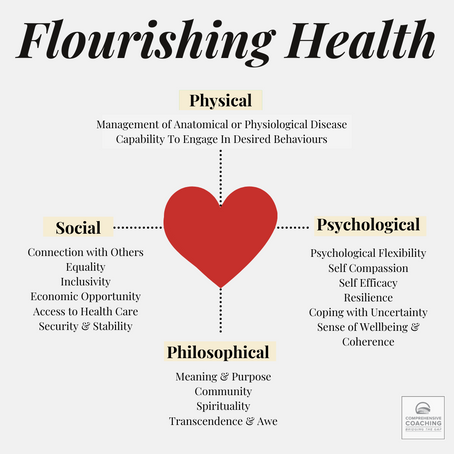 Beyond Macros and Weight Loss: Promoting Flourishing Health with Comprehensive Coaching