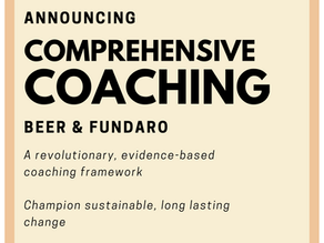 Bridging The Gap Part 4: Principles and Practices of Comprehensive Coaching