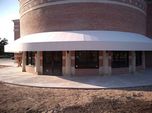 Second Baptist Church Awning Pic 1