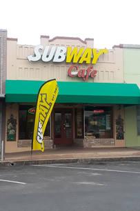 Subway 4x6 sideways
