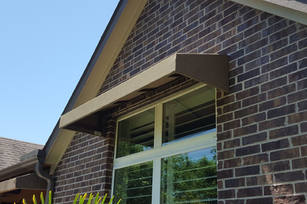 Residential Brown Awning 3x2 pic 2