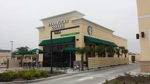 Starbucks Awning 2