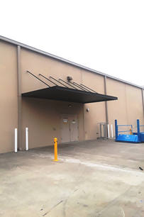 Wide Overhead Support Canopy sideways 4x