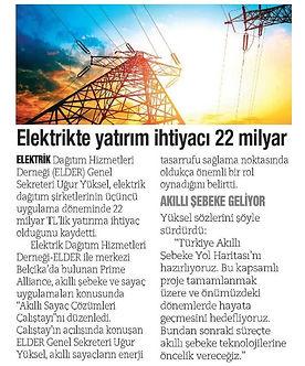 2015_12_14_Anayurt_Elektrikte Yatirim Ihtiyaci 22 Milyar