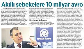 2016_02_22_Ankara Milliyet_Akilli Sebekelere 10 Milyar Avro