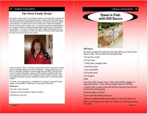 Dawn Olsen Recipe