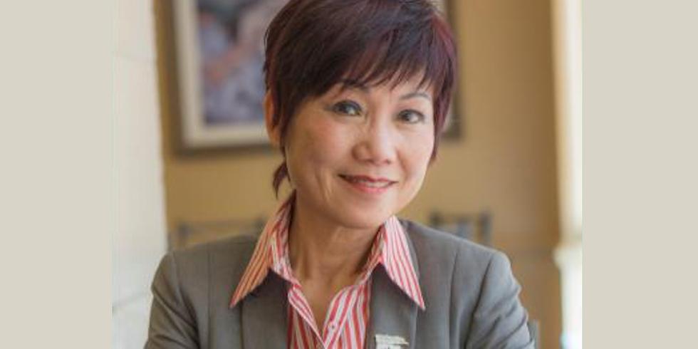 Zoom 舉辦 專题講座 :Carol Chan 陳煥玲
