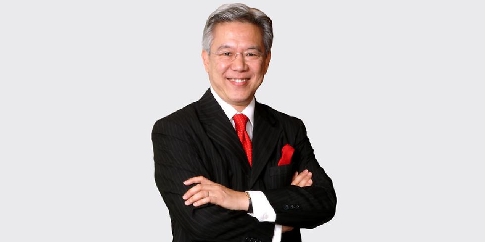 香港商人团契會長Hugo Chan 陳世強律師