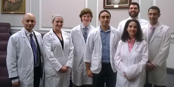 Lab Members 2013