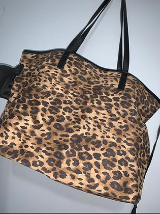 Leopard Tote