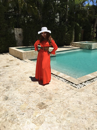 Punta Cana Skirt Set