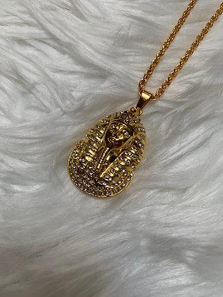 Pharoah Necklace & Pendant