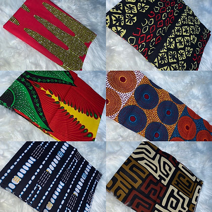 African Royalty Collection